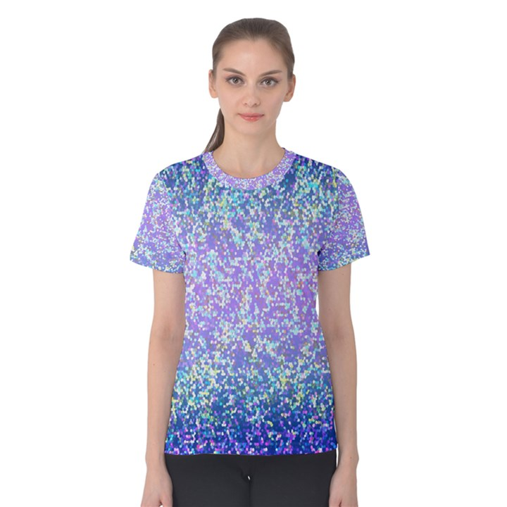 Glitter 2 Women s Cotton Tees