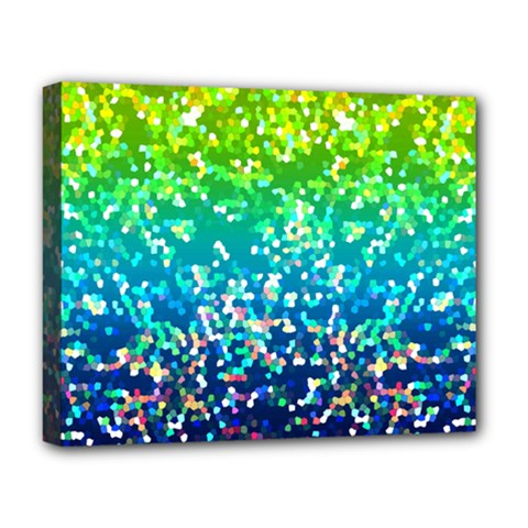 Glitter 4 Deluxe Canvas 20  X 16   by MedusArt