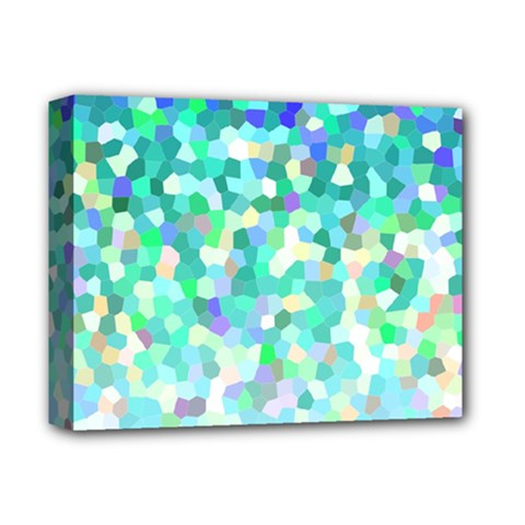 Mosaic Sparkley 1 Deluxe Canvas 14  X 11  by MedusArt