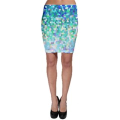 Mosaic Sparkley 1 Bodycon Skirts by MedusArt