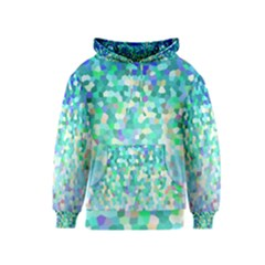 Mosaic Sparkley 1 Kid s Pullover Hoodies by MedusArt