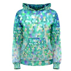 Mosaic Sparkley 1 Women s Pullover Hoodies by MedusArt