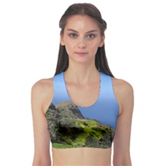 Tenerife 09 Sports Bra by MoreColorsinLife