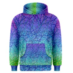 Grunge Art Abstract G57 Men s Pullover Hoodies by MedusArt