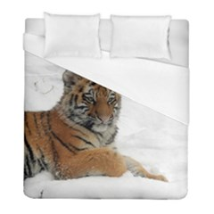 Tiger 2015 0102 Duvet Cover Single Side (twin Size) by JAMFoto