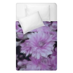 Phenomenal Blossoms Lilac Duvet Cover (single Size) by MoreColorsinLife