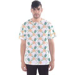Pineapple Pattern 04 Men s Sport Mesh Tees by Famous
