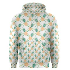 Pineapple Pattern 04 Men s Pullover Hoodies