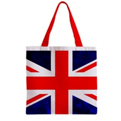 Brit4 Grocery Tote Bags by ItsBritish