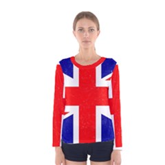 Brit5 Women s Long Sleeve T Shirts