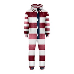 Usa3 Hooded Jumpsuit (kids) by ILoveAmerica
