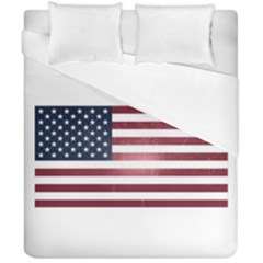 Usa3 Duvet Cover (double Size) by ILoveAmerica