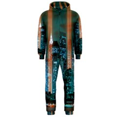New York 2014 1206 Hooded Jumpsuit (men)
