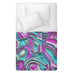 Art Deco Candy Duvet Cover Single Side (single Size)