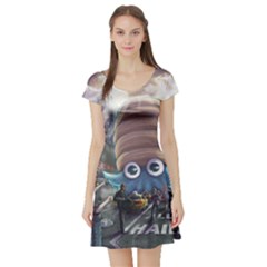 Pokegod Skater Dress