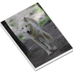 White Wolf Large Memo Pads