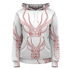 Women s Pullover Hoodie by Dushan