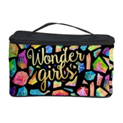 Wondergirls Cosmetic Storage Case by walala