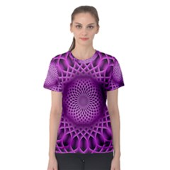 Women s Sport Mesh Tee by MoreColorsinLife