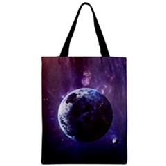 Black Classic Tote Bag by walala