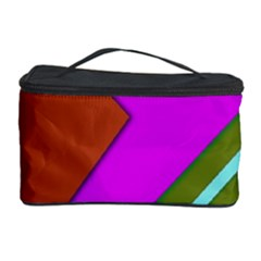 Geo Fun 13 Cosmetic Storage Cases by MoreColorsinLife