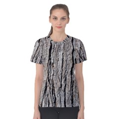 Tree Bark Women s Cotton Tee