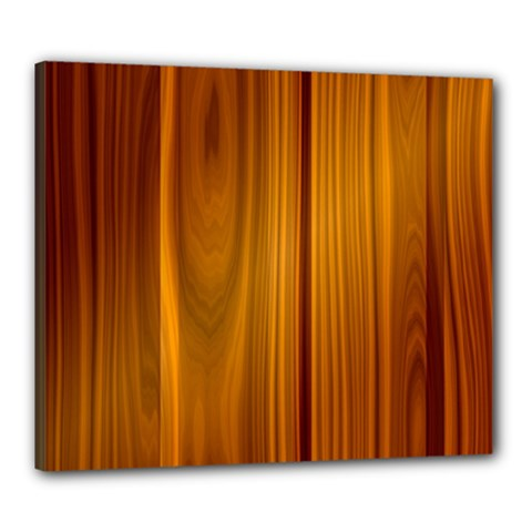 Shiny Striated Panel Canvas 24  X 20  by trendistuff