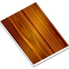 Shiny Striated Panel Large Memo Pads by trendistuff