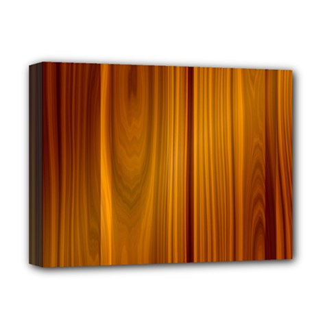 Shiny Striated Panel Deluxe Canvas 16  X 12   by trendistuff