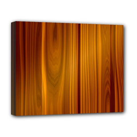 Shiny Striated Panel Deluxe Canvas 20  X 16   by trendistuff