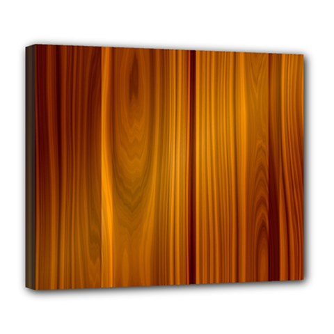 Shiny Striated Panel Deluxe Canvas 24  X 20   by trendistuff