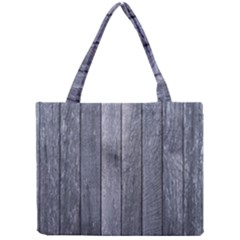 Grey Fence Tiny Tote Bags by trendistuff