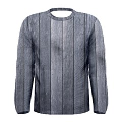 Grey Fence Men s Long Sleeve T Shirts by trendistuff