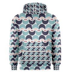 Moon Pattern Men s Pullover Hoodies