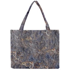 Rusty Stone Tiny Tote Bags by trendistuff