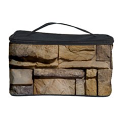 Block Wall 1 Cosmetic Storage Cases by trendistuff