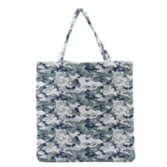 Camo Urban Grocery Tote Bags by trendistuff