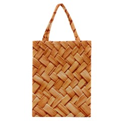Woven Straw Classic Tote Bags by trendistuff