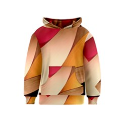 Pretty Abstract Art Kid s Pullover Hoodies by trendistuff
