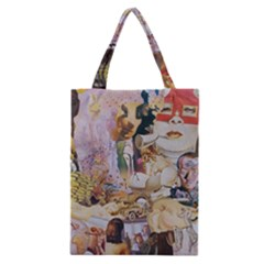 Booboo Classic Tote Bags by cutter