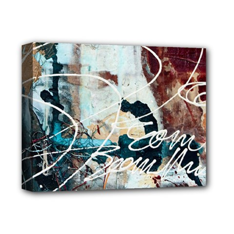 Abstract 1 Deluxe Canvas 14  X 11  by trendistuff