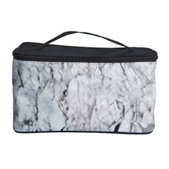 White Marble Cosmetic Storage Cases by ArgosPhotography