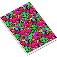 Colorful Leaves Large Memo Pads by Costasonlineshop