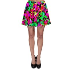 Colorful Leaves Skater Skirts by Costasonlineshop
