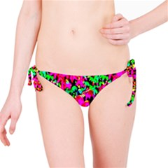 Colorful Leaves Bikini Bottoms by Costasonlineshop