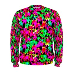 Colorful Leaves Men s Sweatshirts by Costasonlineshop
