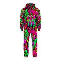 Colorful Leaves Hooded Jumpsuit (kids) by Costasonlineshop
