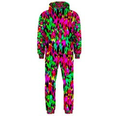 Colorful Leaves Hooded Jumpsuit (men)  by Costasonlineshop