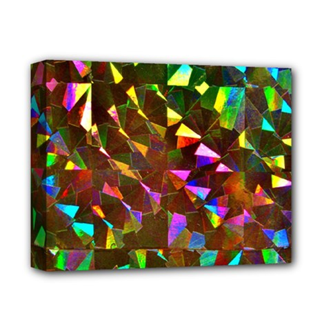 Cool Glitter Pattern Deluxe Canvas 14  X 11  by Costasonlineshop