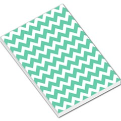 Chevron Pattern Gifts Large Memo Pads
